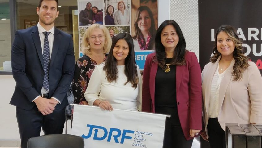 Together We Can Defeat Diabetes: MP Sonia Sidhu, Diabetes Canada and the YMCA Mark National Diabetes Awareness Month in November with Community Event
