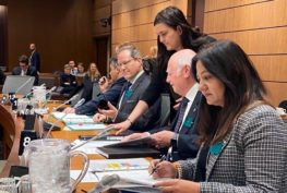 Sonia Sidhu raises concerns in health committee on Coronavirus and Canadians' safe return from China
